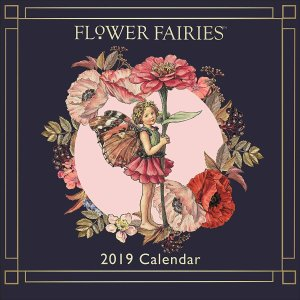 2019年輸入カレンダー フラワーフェアリーズシシリーメアリーバーカー 花の妖精|kaderia