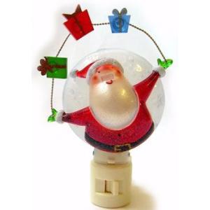 ナイトライト ムーンサンタ[gts]クリスマス|kaderia