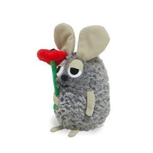 【Leo Lionni's Friends】フレデリック ぬいぐるみ フレデリックS高さ約14cm 【サンアロー】レオレオニ・ネズミ・ねずみ|kaderia