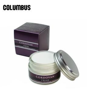 COLUMBUS コロンブス コードバンクリーム コードバンレザー用クリーム CORDOVAN CREAM kadotation
