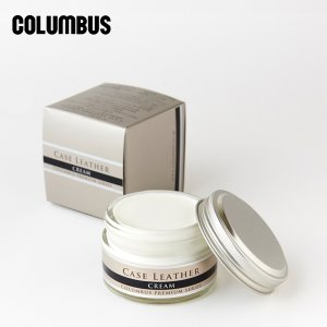 COLUMBUS コロンブス ケースレザークリーム ヌメ革用クリーム CASE LEATHER CREAM kadotation