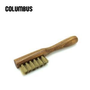 COLUMBUS コロンブス ジャーマンブラシ10 起毛革用ブラシ SUEDE BRUSH kadotation