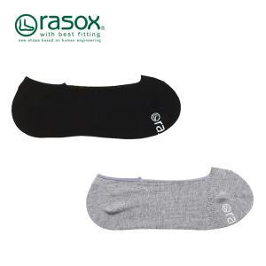 メール便可 rasox ベーシック カバー ラソックス 浅履きカバーソックス BA151CO01 kadotation