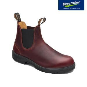 Blundstone ブランドストーン BS1440 Redwood レッドウッド スムースレザー サイドゴアブーツ BS1440110|kadotation