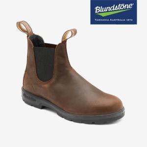 Blundstone ブランドストーン BS1609 Antique Brown アンティークブラウン オイルレザー サイドゴアブーツ BS1609251|kadotation