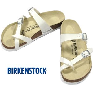 BIRKENSTOCK MAYARI White ビルケンシュトック マヤリ ホワイト ビルコフロー レギュラー幅 GC071051 kadotation
