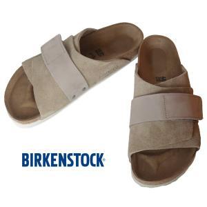 BIRKENSTOCK KYOTO Taupe ビルケンシュトック キョウト トープ スエード/ヌバック レギュラー幅 GC1015572 kadotation