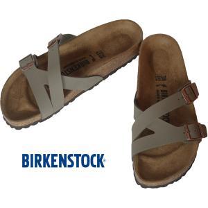 BIRKENSTOCK YAO BALANCE Stone ビルケンシュトック ヤオ バランス ストーン ビルコフロー ナロー幅 GC1016351 kadotation