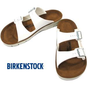 BIRKENSTOCK BILBAO White ビルケンシュトック ビルバオ ホワイト ビルコフロー レギュラー幅 GP520781 kadotation
