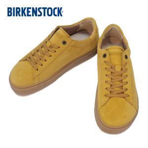 BIRKENSTOCK BEND LOW Ochre Suede Leather ビルケンシュトック ベンド ロー オーカー スエードレザー レギュラー幅 GS1017729 kadotation