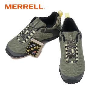 MERRELL WOMENS CHAMELEON 8 STORM GORE-TEX メレル カメレオン 8 ストーム ゴアテックス Lichen ライケン J033610|kadotation