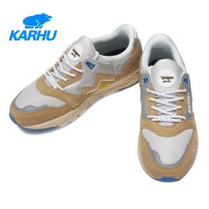 KARHU カルフ ARIA 95 アリア 95 Curry/Golden Palm カリー/ゴールデンパーム KH803070|kadotation