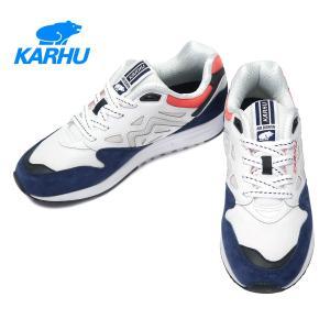 KARHU カルフ LEGACY 96 レガシー 96 Ensign Blue/Dawn Blue エンサインブルー/ドーンブルー KH806019|kadotation