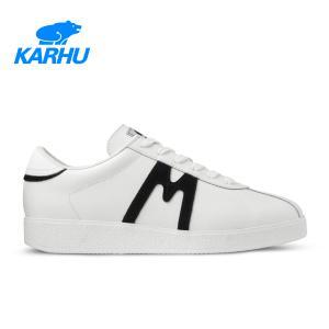 KARHU カルフ TRAMPAS トランパス White/Black ホワイト/ブラック KH809005|kadotation