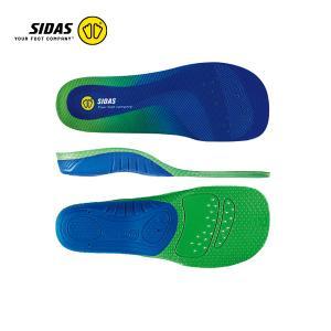 SIDAS COMFORT 3D JUNIOR コンフォート ジュニア インソール マルチ スポーツ 3108961|kadotation