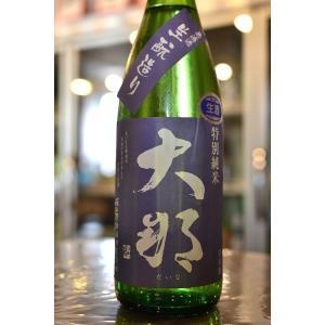 大那 生もと特別純米無濾過生原酒  1800ml