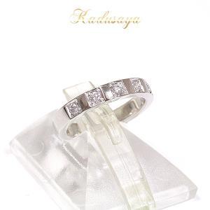 ブルガリ BVLGARI マリー・ミー ウェディング・リング PT950/ダイヤモンド 7号 AN852593 仕上げ済【中古】|kadusaya78