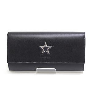 GIVENCHY ジバンシー パンドラ 二つ折り長財布 BC06214655 ブラック(黒)未使用品|kadusaya78