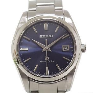 SEIKO セイコー メンズ腕時計 グランドセイコー SBGX265 ブルー文字盤 クォーツ【中古】 kadusaya78
