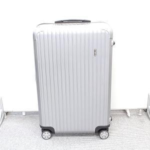 リモワ RIMOWA  SALSA サルサ 87670 82L 4輪マルチホイール TSAロック搭載 スーツケース ポリカーボネート シルバー 新品同様|kadusaya78