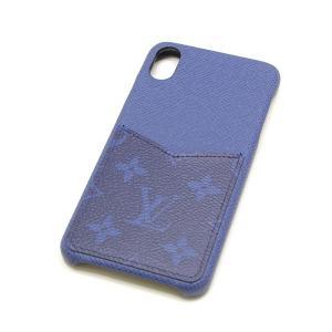 LOUIS VUITTON ルイヴィトン タイガラマ iphone Xs MAX バンパー M30273 新品同様|kadusaya78