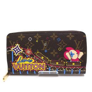 Louis Vuitton ルイヴィトン モノグラム アトラクション ヴィヴィエンヌ ジッピー・ウォレット ラウンドファスナー長財布 M69750 未使用品|kadusaya78
