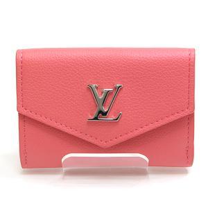 Louis Vuitton ルイヴィトン ポルトフォイユ・ロックミニ 三つ折り財布 日本限定品 M69067 ブロッサム(ピンク)未使用品|kadusaya78
