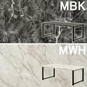 センターテーブル Culcheth MBK/MWH UTK-17 送料込み|kaede-shopmart