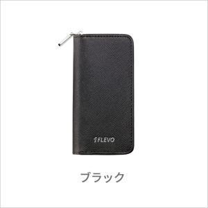 FLEVO フレヴォ 公式レザーケース(ブラック・ネイビー・ピンク) 送料無料(DM便) kaedegolf 05