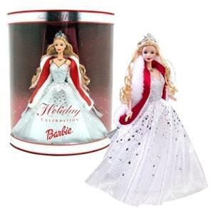 Holiday Celebration Barbie 2001 ホリデー セレブレイション バービー スペシャルエディション|kaedenomori