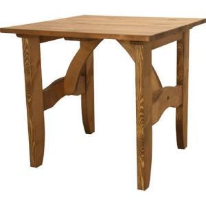 天然木製ダイニングテーブル フォレ 幅75cm 天然ダイニングテーブル フォレ 幅75cm cfs-511|kag-deli