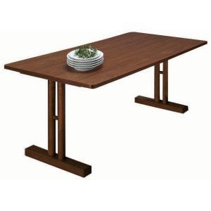 ロータイプダイニングテーブル 幅150cm ルッカ ブラウン ロータイプダイニングテーブル 幅150cm ブラウン cl-63tbr|kag-deli