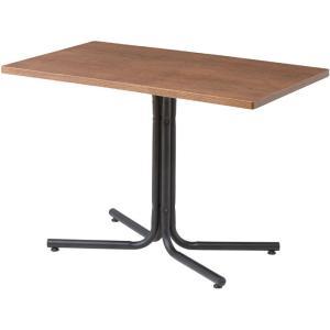 カフェダイニングテーブル ダリオ 幅100cm 机 ソファテーブル カフェテーブル カフェ風 インテリア|kag-deli