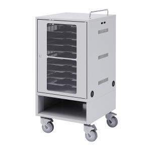 ご注文後30〜50営業日後の出荷となりますタブレットを10台収納できるタブレット収納保管庫。