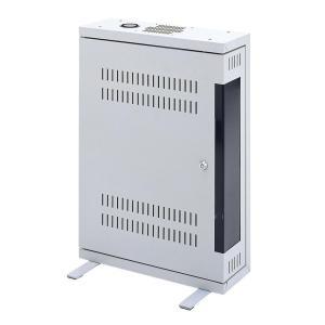 ご注文後30〜50営業日後の出荷となります小規模LAN用機器収納用19インチマウントボックス。2U。...