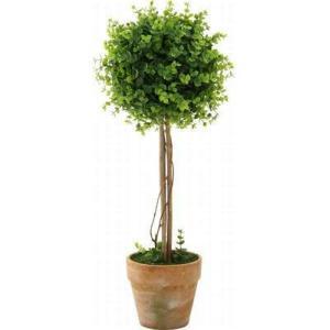 トピアリー インテリアグリーン 観葉植物 植物 造花 大型 人工 アートフラワー インテリア フェイクグリーン フェイク おしゃれ 室内 鉢 植木鉢 木 お祝い