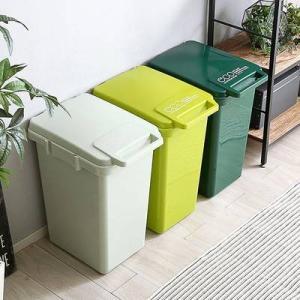ゴミ箱 ごみ箱 おしゃれ 屋外 蓋 蓋付き 45l 45 分別 スリム キッチン リビング ダストボックス 台所 大型 45L ふた付き 蓋付きゴミ箱 45リットル|kag