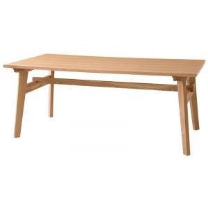 ダイニングテーブル 食卓 北欧 幅160 ナチュラル 食卓 ...
