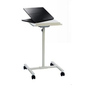 スタンディングデスク 昇降 昇降テーブル キャスター 高さ調整 ハイデスク ハイタイプ 伸縮 パソコ...