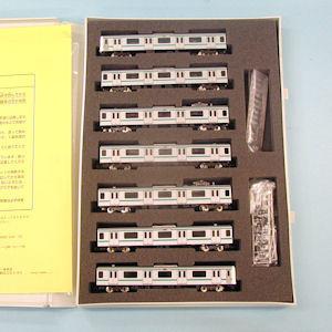 JR501系通勤電車セットA(7両) kagaku