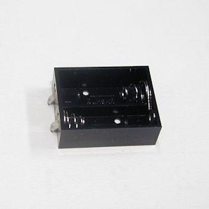 単5電池ボックス2本用ラグ式|kagaku