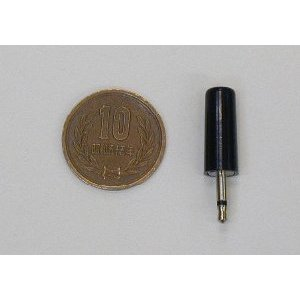 2.5mmイヤホンプラグ(モノ)|kagaku