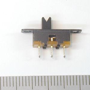 ミニ3P スライドスイッチ|kagaku