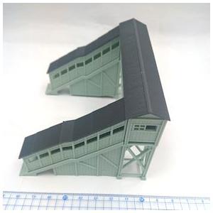 木造跨線橋 kagaku