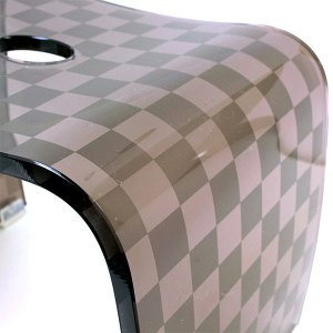 バスチェア&ウオッシュボールセット(バスチェアー 洗面器  セット バス チェアー シャワーチェア ウォッシュボール):6d1925d5|kagami|03