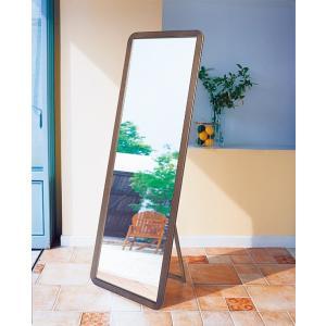 鏡 ミラー 自立式 姿見 姿見鏡(スタンド付き):AR-FaB-1r00 (スタンドミラー スタンド 店舗 店舗用 ショップ 全身 ドレッサー  全身鏡 おしゃれ|kagami