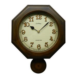 時計 クロック 掛け時計 掛時計 壁掛け時計  ( 電波時計、電波掛け時計 )( アンティーク、レトロなデザイン )( 振り子時計 ) :DsQL63t5|kagami