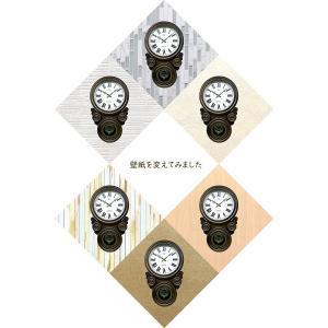 掛時計、掛け時計、壁掛け時計、時計 壁掛け、ウオールクロック(振り子時計、振り子 時計、仕掛け時計):frkdSsQ0t1R kagami 09