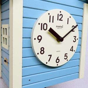 掛時計、掛け時計、壁掛け時計、時計 壁掛け、ウオールクロック(振り子時計、振り子 時計、仕掛け時計)(鳩時計、ハト時計):frkdSsQ0t3AB|kagami|03