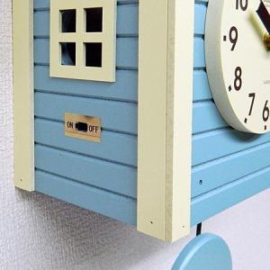 掛時計、掛け時計、壁掛け時計、時計 壁掛け、ウオールクロック(振り子時計、振り子 時計、仕掛け時計)(鳩時計、ハト時計):frkdSsQ0t3AB|kagami|05